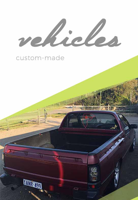 Custom Vehicle Carpets